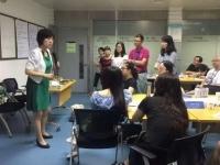 热烈庆祝邓雨薇老师6月7-8号在广东移动讲授《薪酬下沉》课程圆满结束!