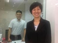 热烈庆祝邓雨薇老师5月17号在广西某农信社讲授课《企业文化打造》课程圆满结束!