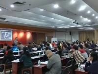 钟滔老师2017.3.23给广州钢铁集团讲授《创新思维与问题分析》课程圆满结束!