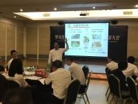 王若文老师10月11日为佛山某企业讲授了一期《高效沟通与有效辅导》的课程!