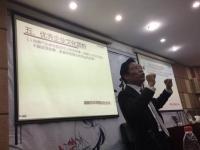 王若文老师10月19日为贵州益佰制药公司讲授《卓越企业文化建设》圆满结束!