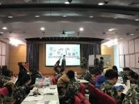王若文老师2017年12月12日为南通某公司讲授一期的《非人力资源经理的人力资源管理》圆满结束!
