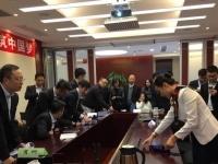 2017年11月17-18日肖珂老师受邀为上海浦发银行讲授《客户经理商务礼仪》