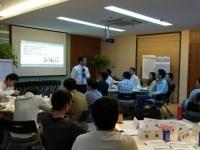 徐正老师7月17日为北京排水集团讲授《项目管理风险防范》课程圆满结束