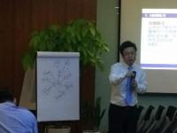 徐正老师7月21日在秦皇岛市讲授《项目管理与管理沟通》公开课圆满结束