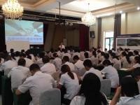 热烈祝贺9月13日徐正老师讲授《高绩效团队建设与管理》课程圆满结束