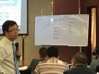 11月3-4日徐正老师为平安银行讲授《沟通+执行力》课程完美结束