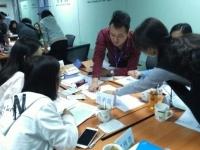 11月8-9日徐正老师为为肇庆市水务集团讲授 《项目进度分析》课程圆满结束。