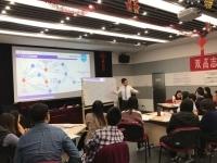11月24日徐正老师为北京双高志信讲授《高效项目管理》课程圆满结束。