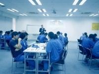 李明仿老师在3月25日给广州某日资企业第一期培训班《优秀班组长管理技能提升》圆满结束