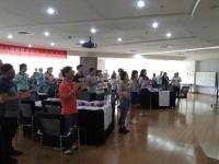 热烈庆祝李明仿老师5月13号在清华大学EMBA讲授《PMC—生产计划与物料控制》课程圆满结束!