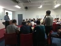 肖振峰老师2016年4月10日东莞总裁班《卓越项目训练营》第二期课程