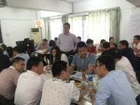 肖振峰老师2016年6月23-24日为深圳电信讲授《项目管理》课程