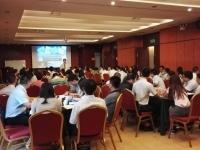 肖振峰老师2016年7月9-10日为东莞市贝洛橡胶制品讲授《成功项目管理的6个法宝》课程