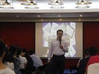 肖振峰老师2016年8月5日为厦门国际会展集团讲授《成功项目管理的6个法宝》课程