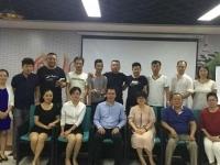 热烈庆祝肖振峰老师5月12号在广东电信讲授课《项目管理实战工作坊》课程圆满结束!