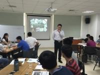 热烈庆祝肖振峰老师5月23号在冠捷科技集团 讲授课《互联网项目管理情境训练营》课程圆满结束!