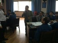 热烈庆祝肖振峰老师5月24号在大型汽车制造公司(保密)讲授课《成功项目管理的6个法宝》课程圆满结束!