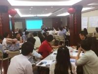 热烈庆祝肖振峰老师6月4号在默联股份讲授《项目管理》课程圆满结束!