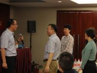 热烈庆祝肖振峰老师6月8-9号在中铁电气化局上海分公司讲授《项目管理》课程圆满结束!