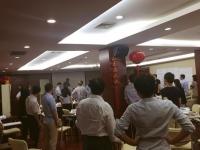 热烈庆祝肖振峰老师6月17号在融信集团杭州分公司讲授《问题解决与分析》课程圆满结束!
