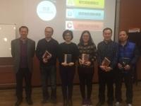 肖振峰老师12月5-6日给天津中沙石化讲了一期《互联网项目管理情境训练营》