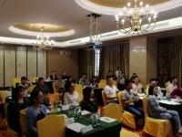 朱磊老师-2017-10-30日-普宁讲授《使命必达—工作目标与计划执行》公开课顺利结束
