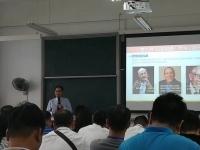 朱磊老师-2017-11月-08日-中山暨南大学讲授-《目标与计划管理+跨部门沟通》课程顺利结束