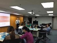 陈西君老师 5月11号 为深圳移动讲授《问题分析与解决》 圆满结束